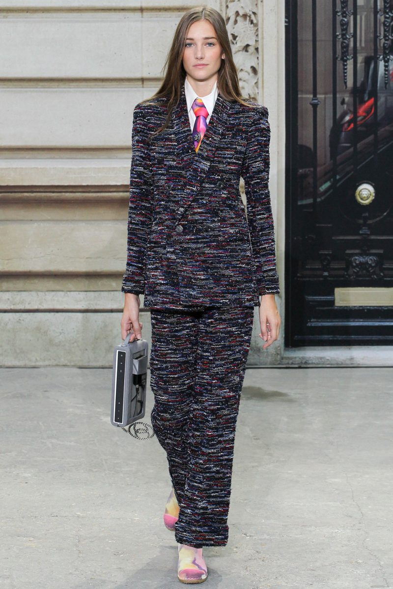 Chanel SS 2015 PFW