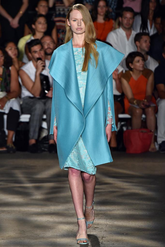 Christian Siriano Ready To Wear SS 2015 NYFW