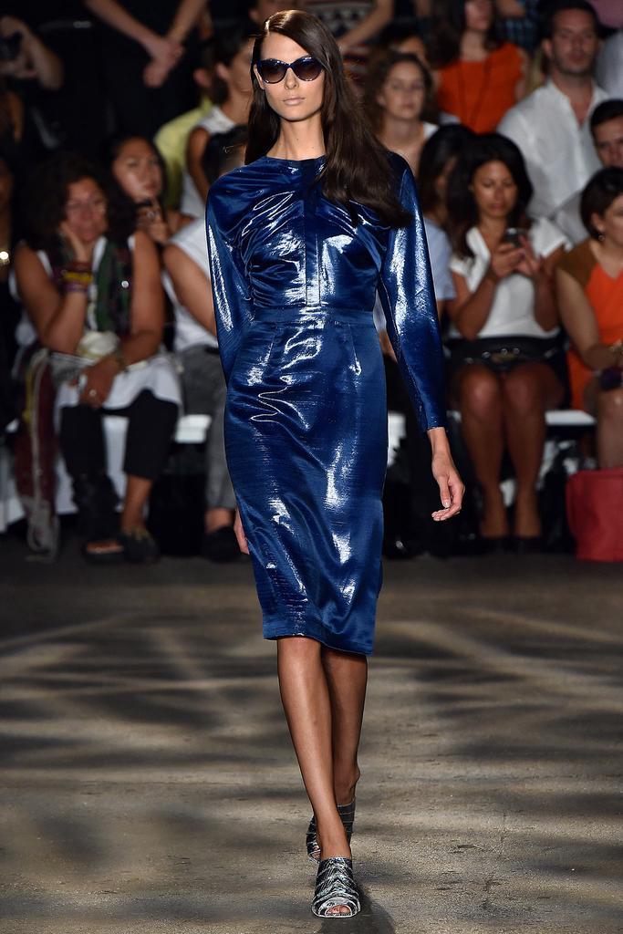 Christian Siriano Ready To Wear SS 2015 NYFW