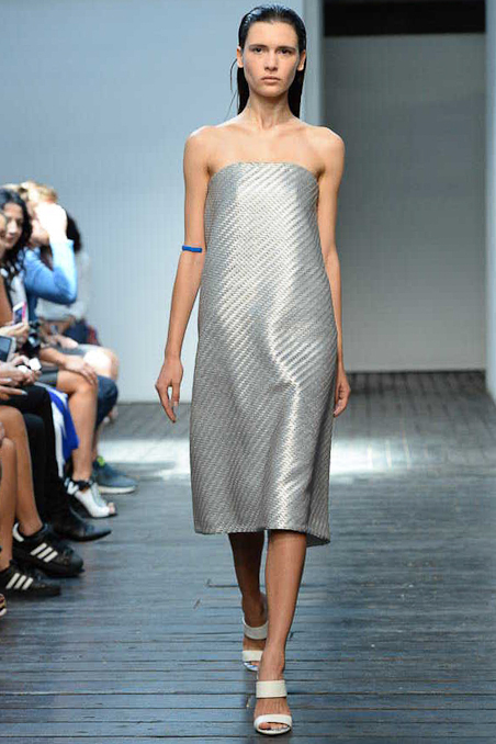 Dion Lee Ready To Wear SS 2015 NYFW