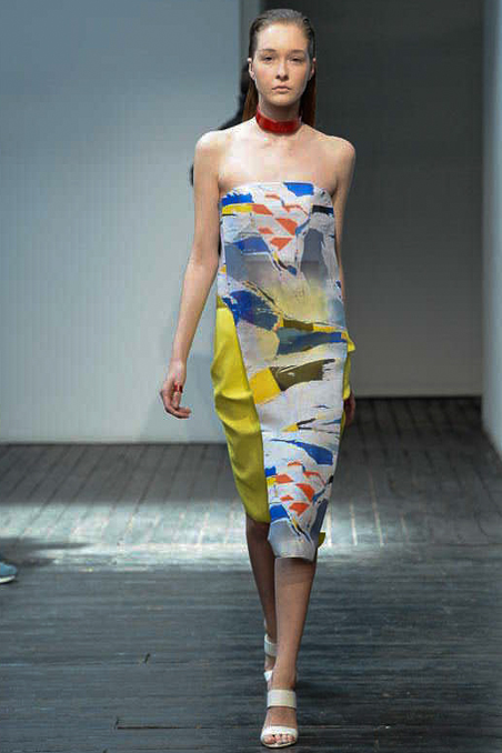 Dion Lee Ready To Wear SS 2015 NYFW (14)