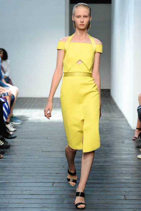 Dion Lee Ready To Wear SS 2015 NYFW (16)