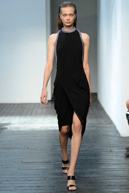 Dion Lee Ready To Wear SS 2015 NYFW (26)