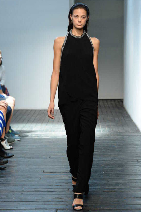 Dion Lee Ready To Wear SS 2015 NYFW (27)