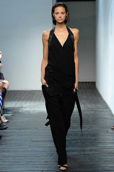 Dion Lee Ready To Wear SS 2015 NYFW (8)