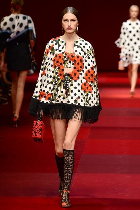 Dolce & Gabbana SS 2015 MFW (70)