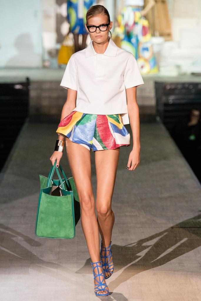 Dsquared² SS 2015 MFW