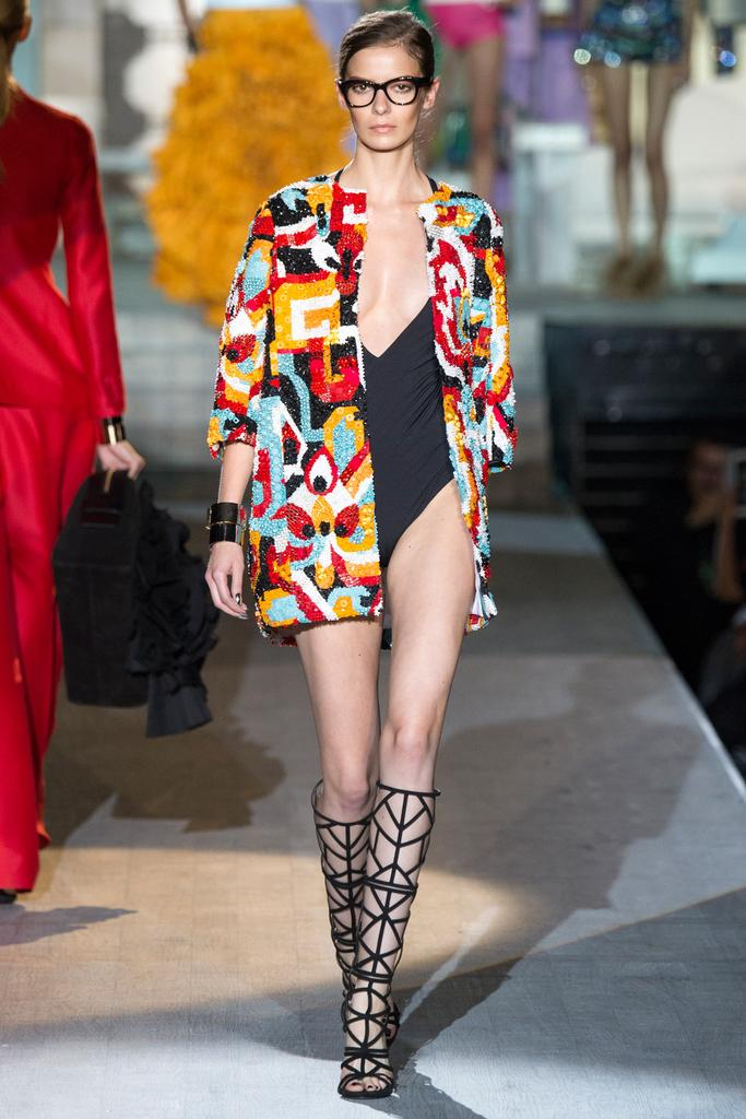 Dsquared² SS 2015 MFW (24)
