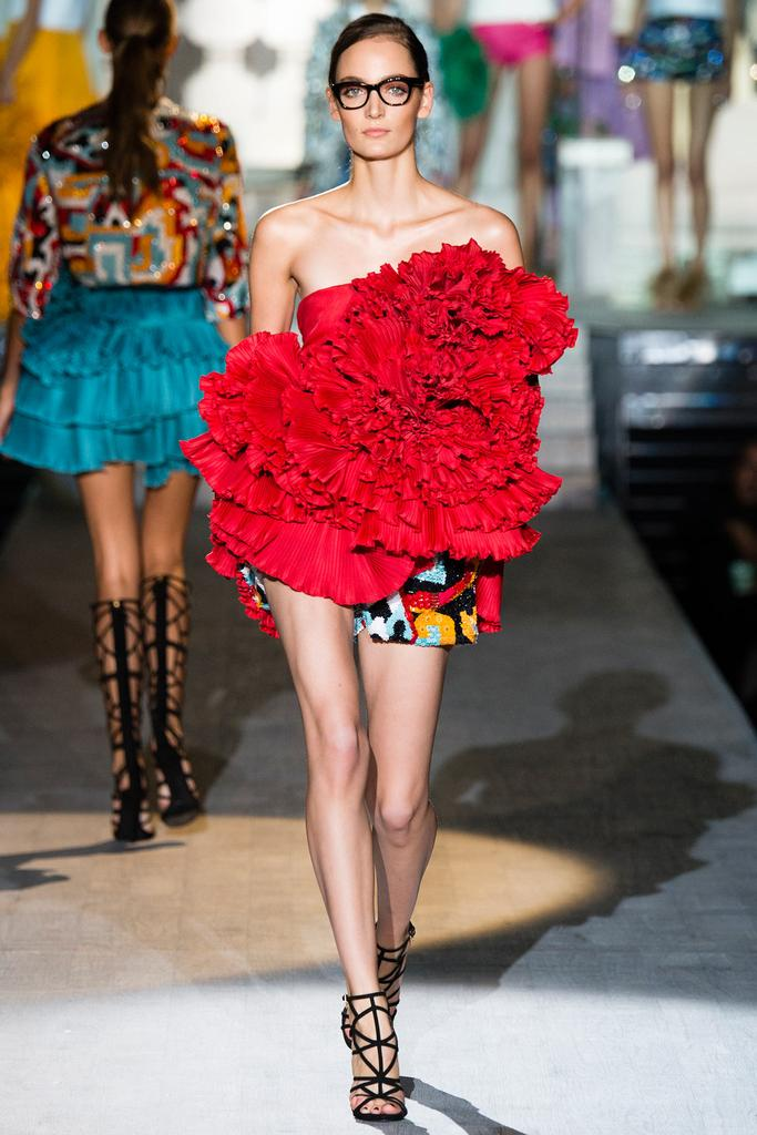 Dsquared² SS 2015 MFW (27)