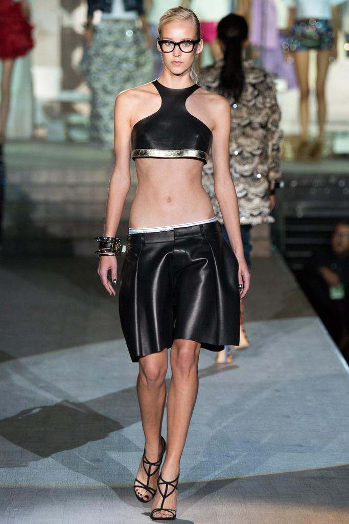 Dsquared² SS 2015 MFW (29)