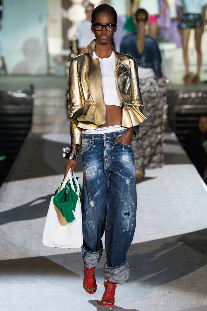 Dsquared² SS 2015 MFW (31)