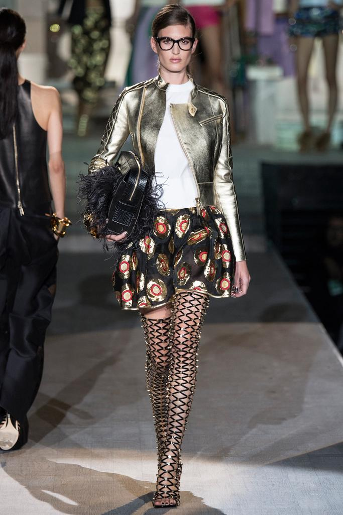 Dsquared² SS 2015 MFW (34)