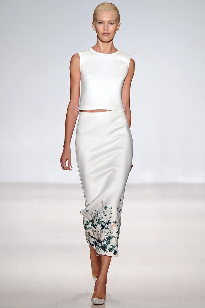 Erin Fetherston Ready To Wear SS 2015 NYFW