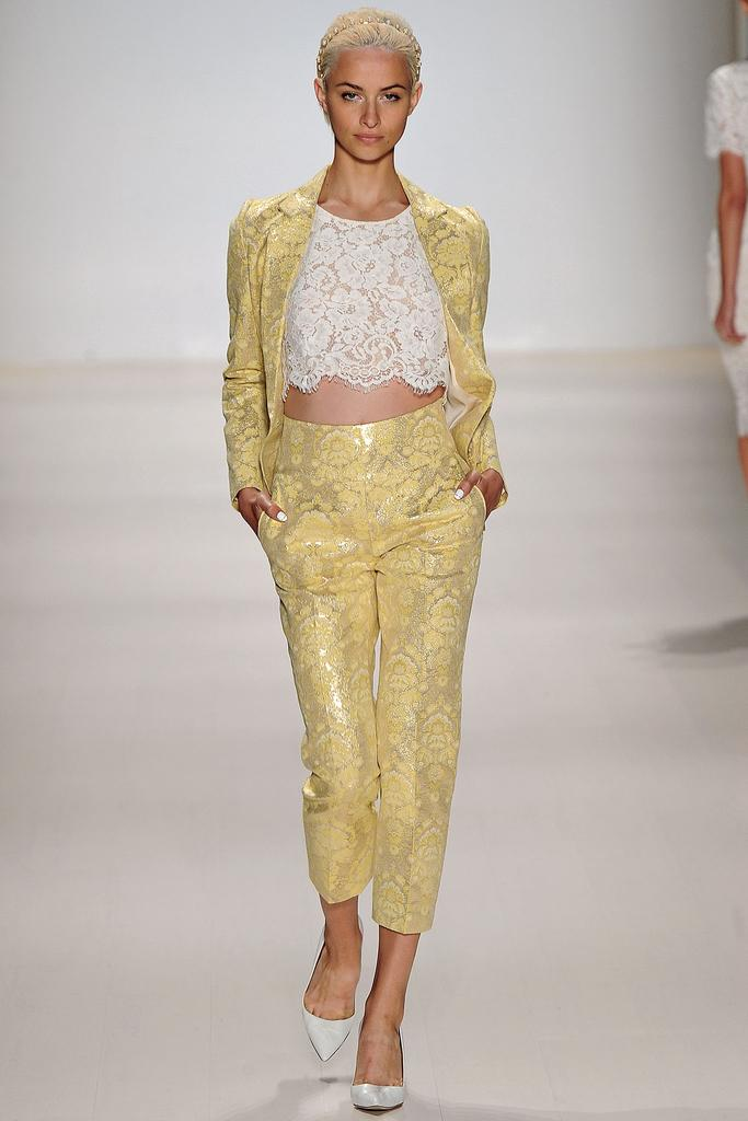 Erin Fetherston Ready To Wear SS 2015 NYFW (18)