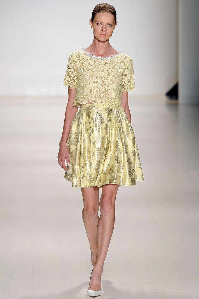 Erin Fetherston Ready To Wear SS 2015 NYFW (25)