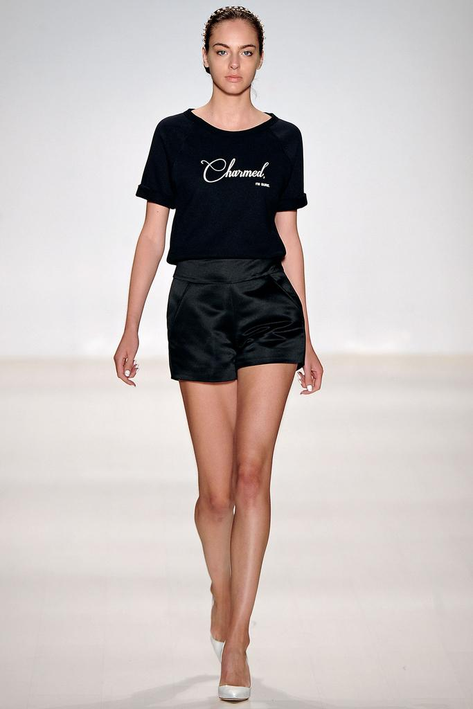 Erin Fetherston Ready To Wear SS 2015 NYFW (8)