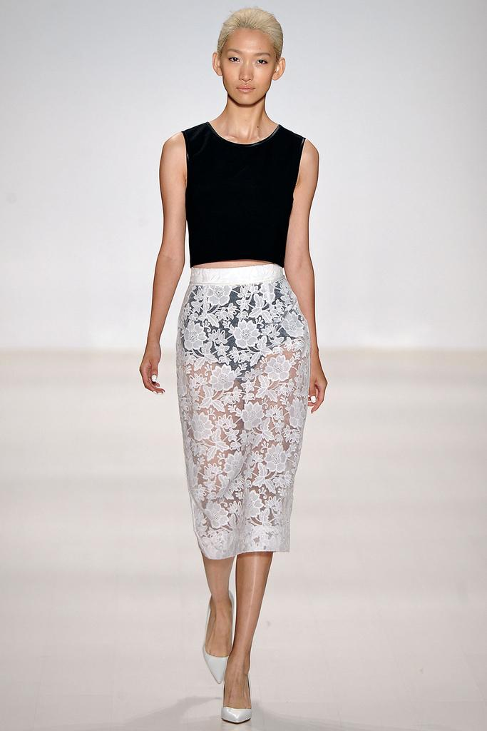 Erin Fetherston Ready To Wear SS 2015 NYFW (9)