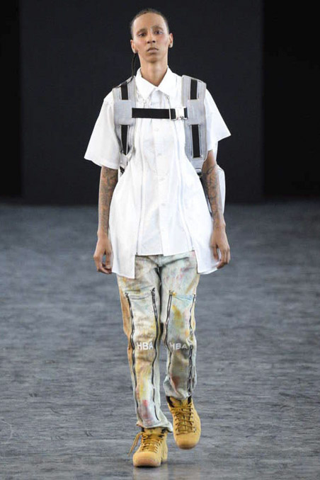 Hood By Air Ready To Wear SS 2015 NYFW (19)