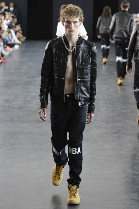 Hood By Air Ready To Wear SS 2015 NYFW (28)