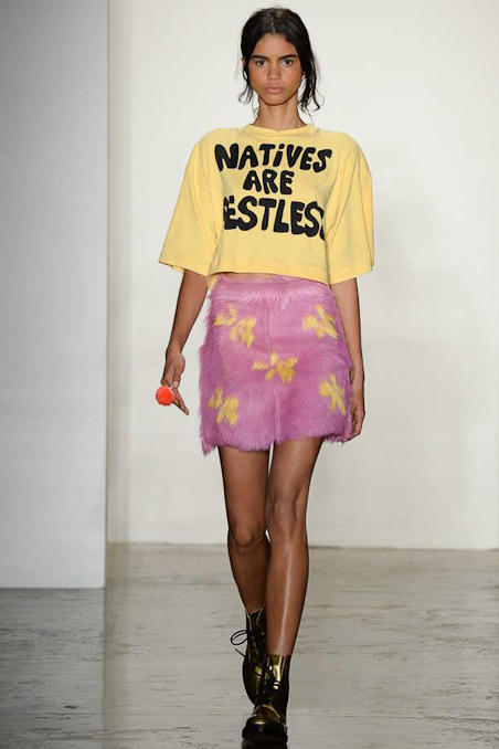 Jeremy Scott Ready To Wear SS 2015 NYFW (28)