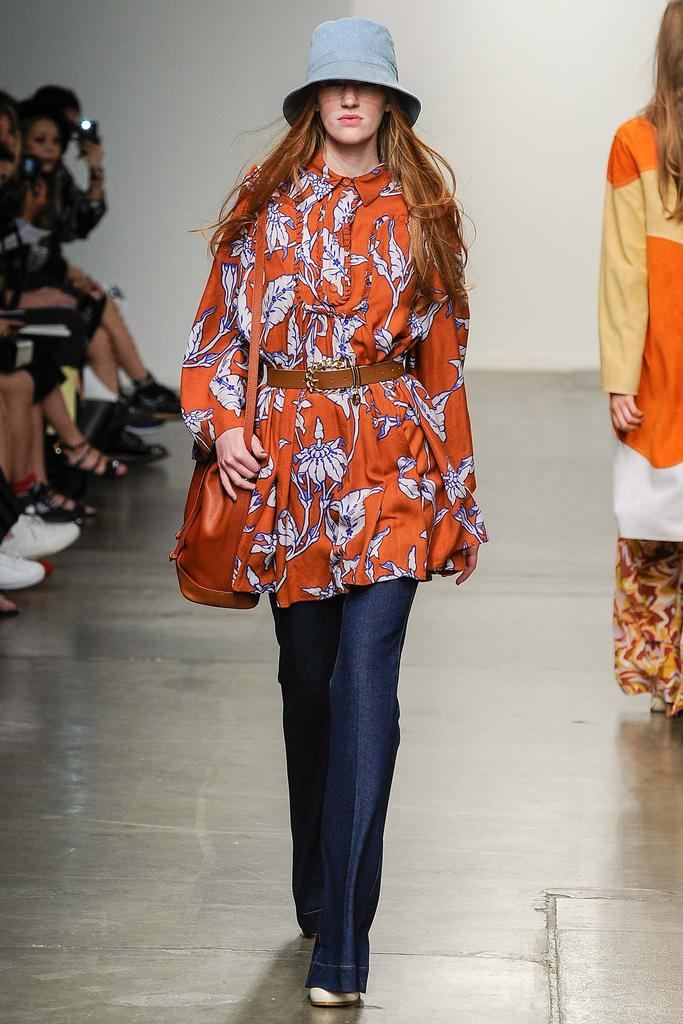 Karen Walker Ready To Wear SS 2015 NYFW