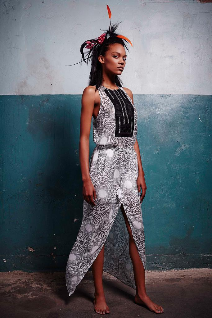 L.A.M.B Ready To Wear S/S 2015 NYFW