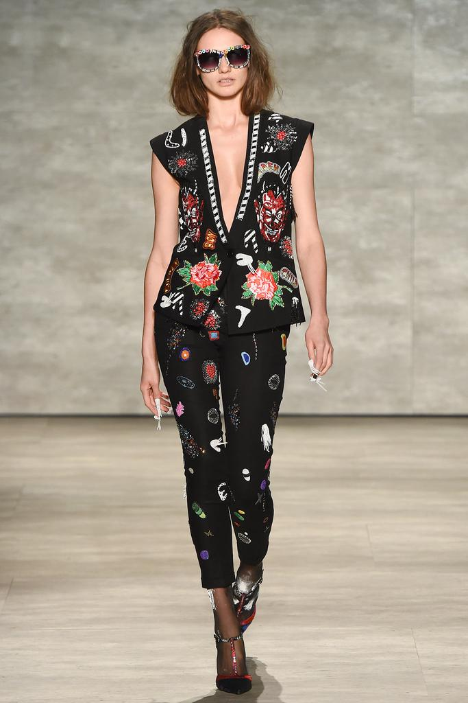 Libertine Ready To Wear SS 2015 NYFW