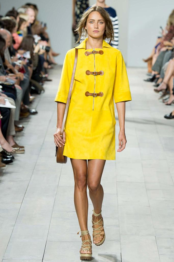 Michael Kors Ready To Wear SS 2015 NYFW (10)