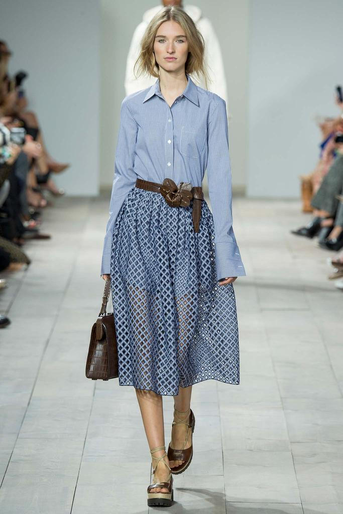 Michael Kors Ready To Wear SS 2015 NYFW (35)