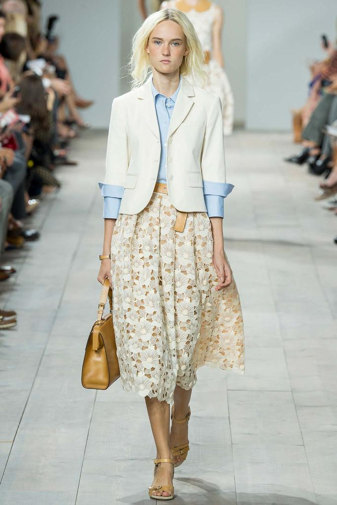Michael Kors Ready To Wear SS 2015 NYFW (37)