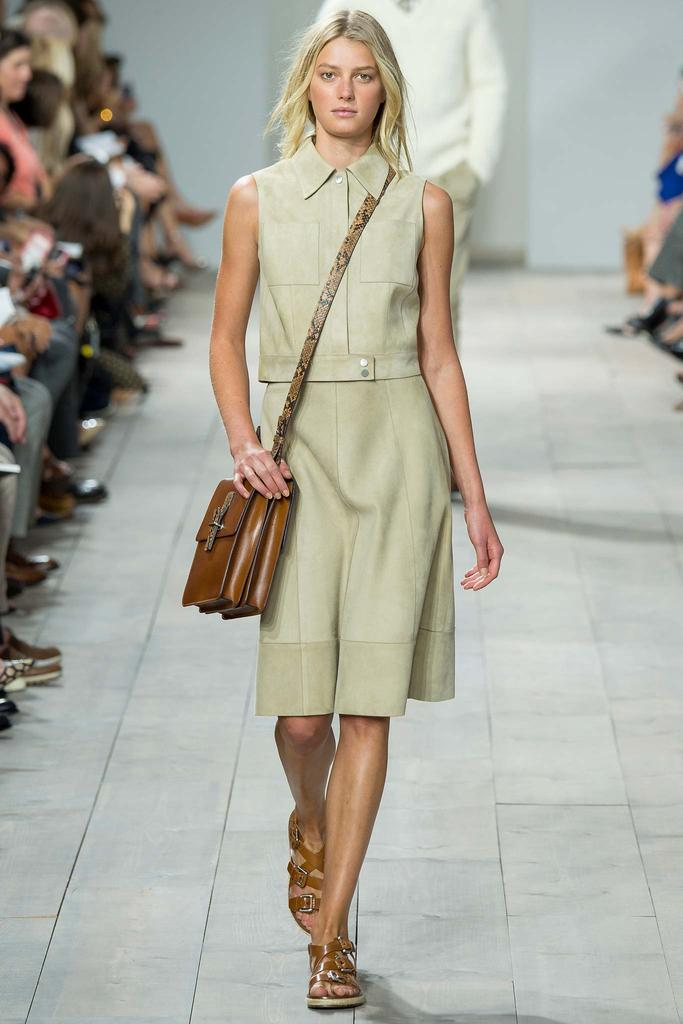 Michael Kors Ready To Wear SS 2015 NYFW (39)