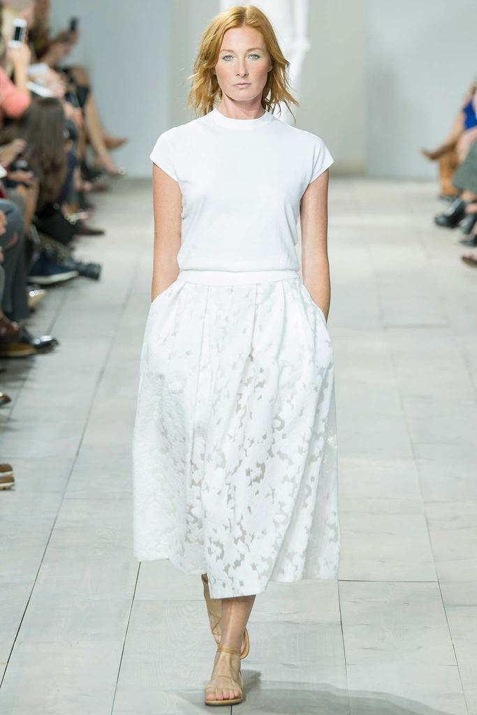 Michael Kors Ready To Wear SS 2015 NYFW
