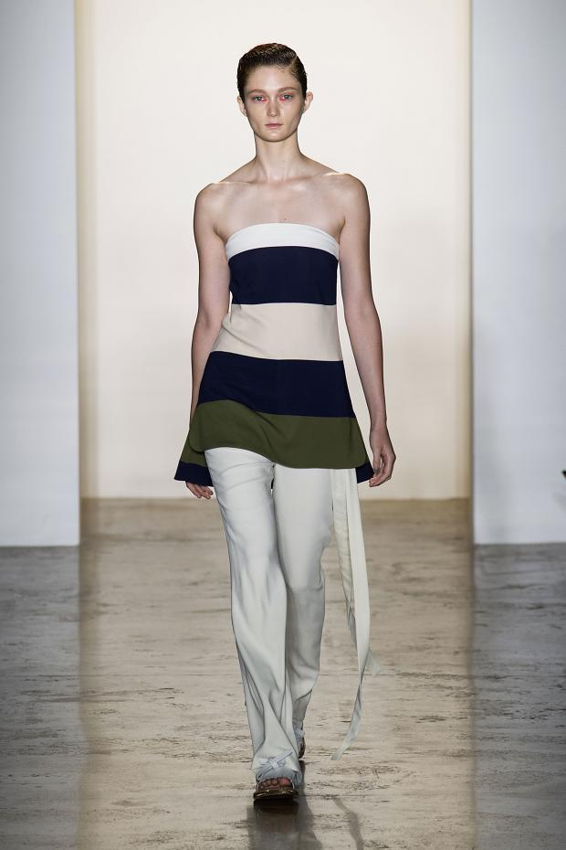 Peter Som Ready To Wear SS 2015 NYFW (11)