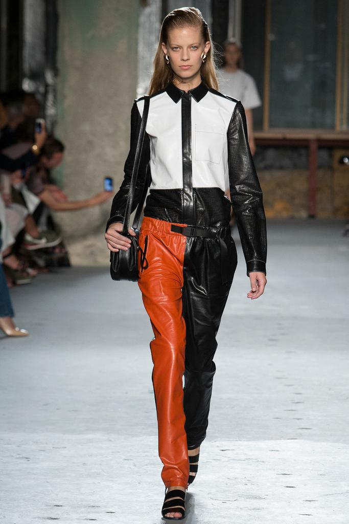 Proenza Schouler Ready To Wear SS 2015 NYFW (10)