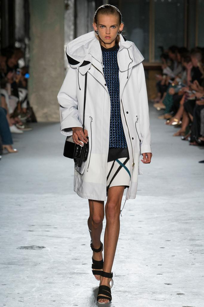 Proenza Schouler Ready To Wear SS 2015 NYFW (31)