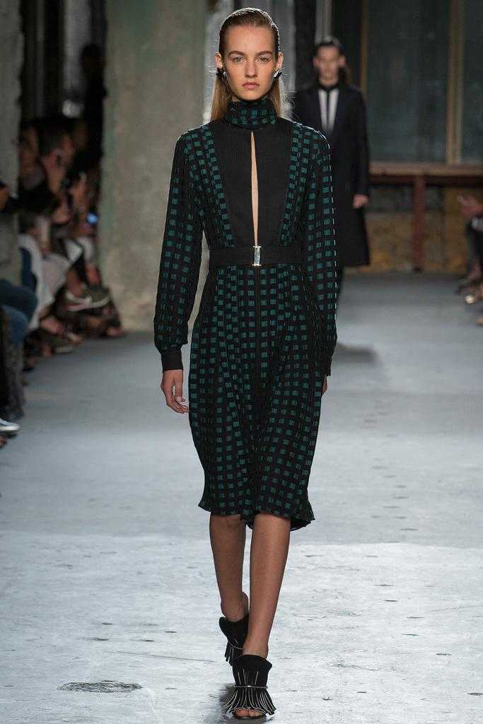 Proenza Schouler Ready To Wear SS 2015 NYFW (6)