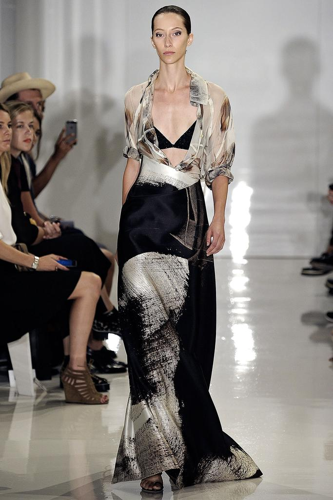 Ralph Rucci Ready To Wear SS 2015 NYFW (30)