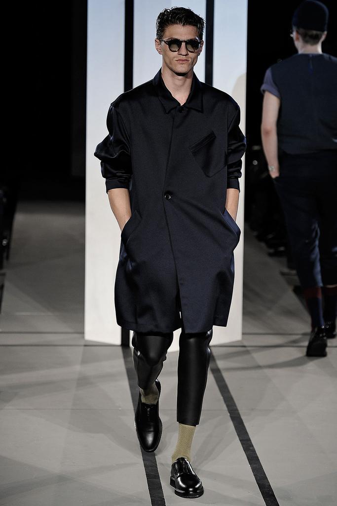Robert Geller Menswear SS 2015 NYFW