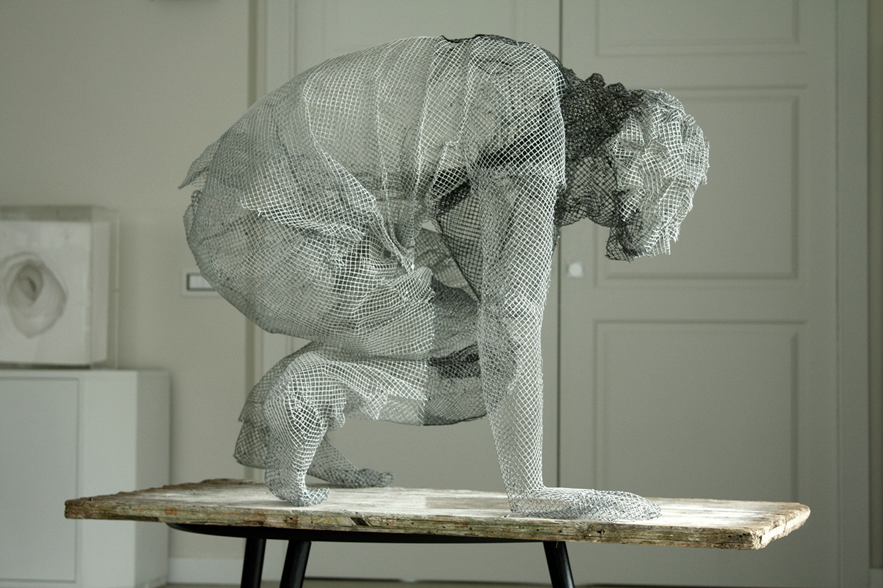 Sculptures by Edoardo Tresoldi