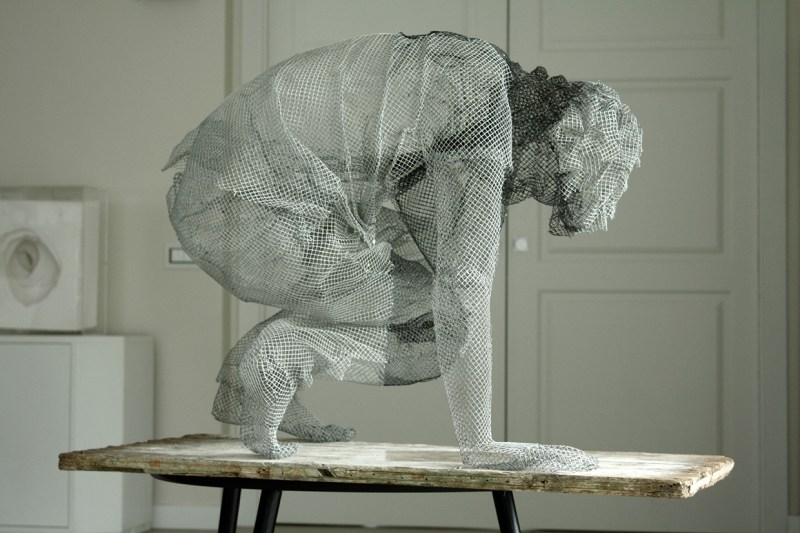 Sculptures by Edoardo Tresoldi