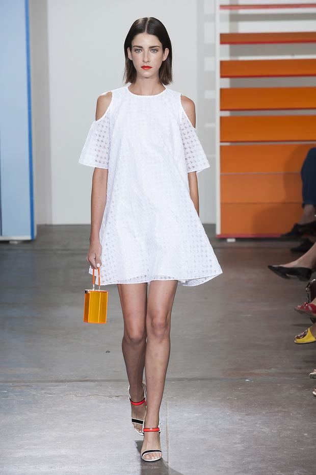 Tanya Taylor Ready To Wear SS 2015 NYFW