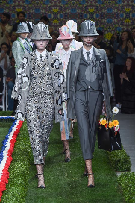 Thom Browne Ready To Wear SS 2015 NYFW (29)