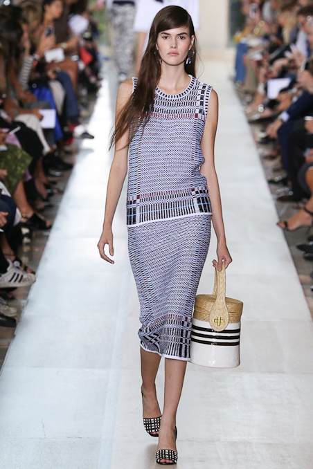 Tory Burch Ready To Wear SS 2015 NYFW (11)