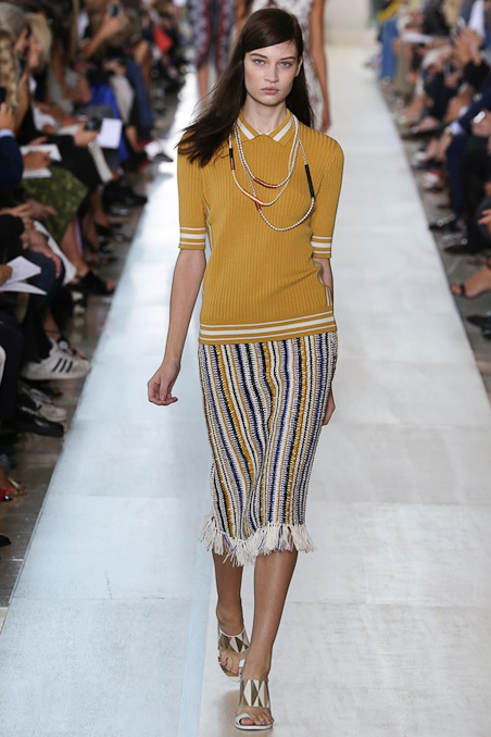Tory Burch Ready To Wear SS 2015 NYFW (3)