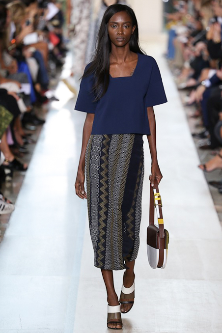 Tory Burch Ready To Wear SS 2015 NYFW (7)