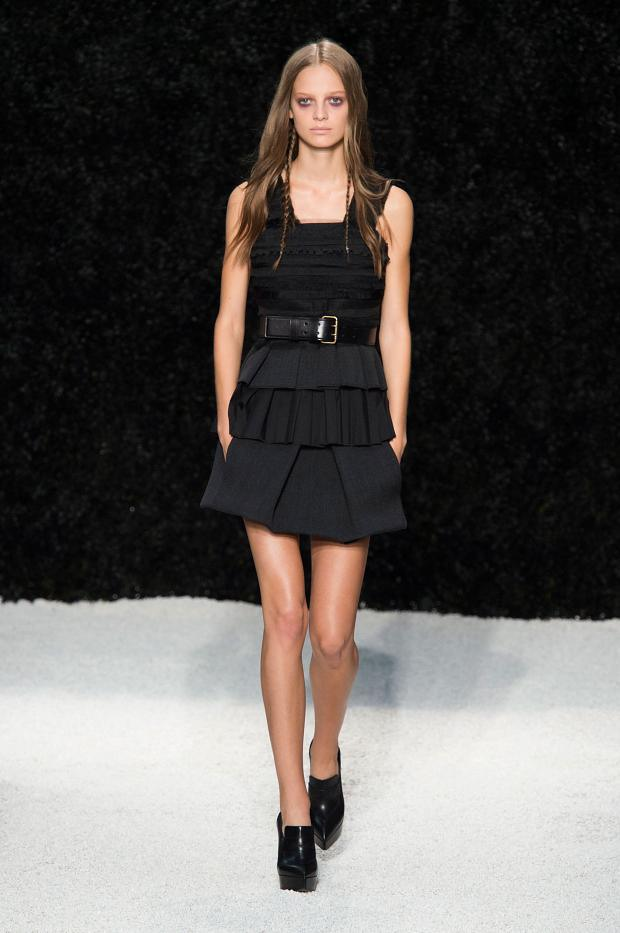 Vera Wang Ready To Wear SS 2015 NYFW (9)