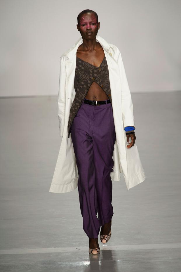 Vivienne Westwood Red Label SS 2015 LFW (2)