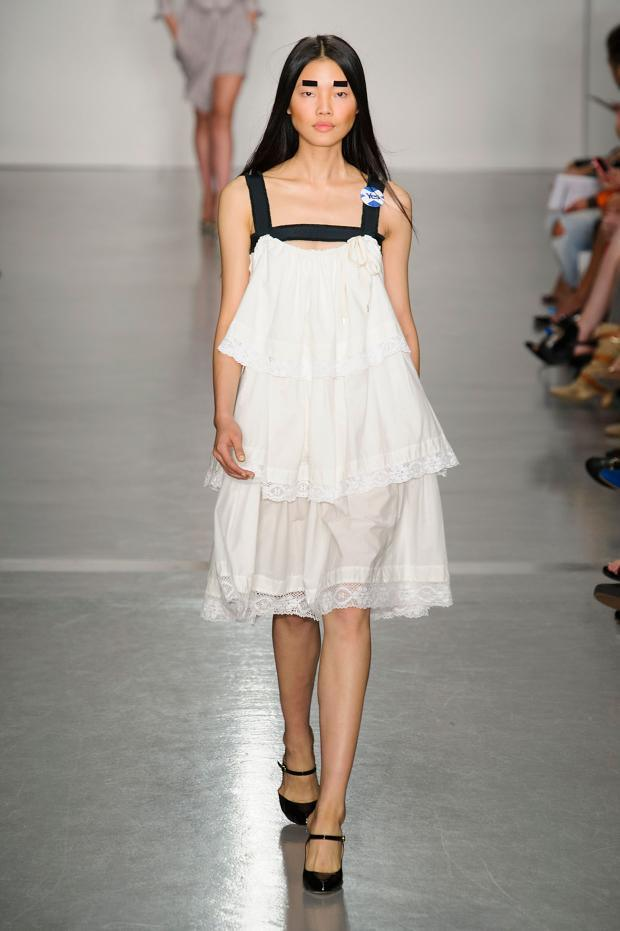 Vivienne Westwood Red Label SS 2015 LFW (23)