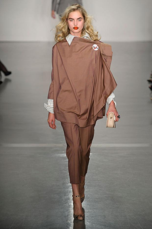 Vivienne Westwood Red Label SS 2015 LFW (3)