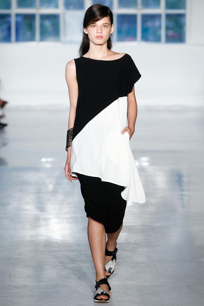 Zero + Maria Cornejo Ready To Wear SS 2015 NYFW (10)
